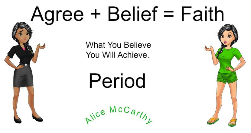 Agree + Belief=Faith